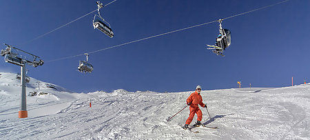 Skiing in Bavaria